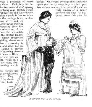 Lady Nursemaid