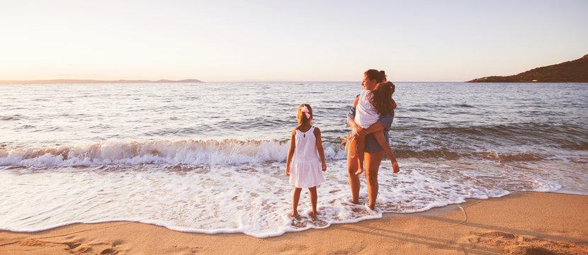Family summer travel