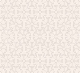 Seamless Wallpaper Damask, vector image