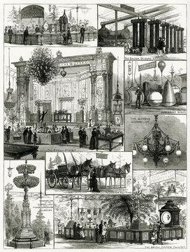 International Electric Exhibition 1882