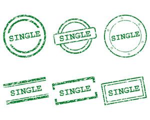 Single Stempel
