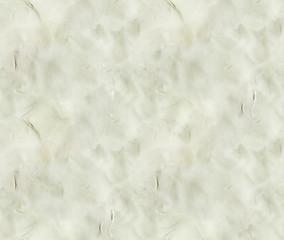 Plasticine finger textured white pattern