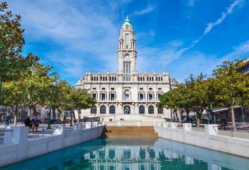 Porto, Portugal, Rathaus