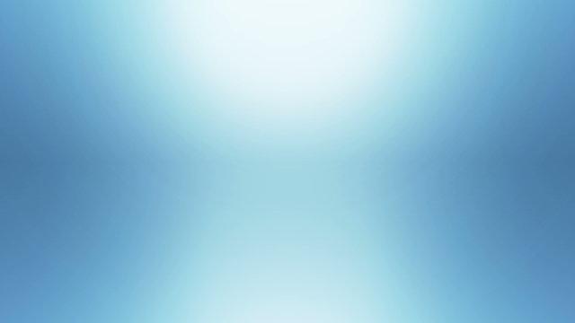 Blue gradient digital abstract background, light streaks cg animation