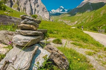 Wall Mural - Grossglockner Alpine Trail