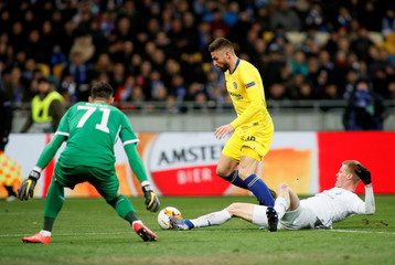 Europa League - Round of 16 Second Leg - Dynamo Kiev v Chelsea