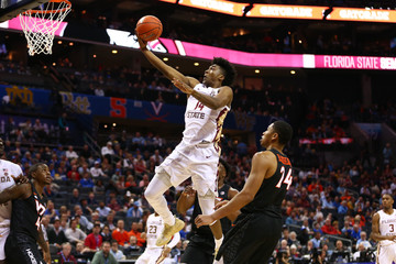 NCAA Basketball: ACC Conference Tournament-Florida State vs Virginia Tech