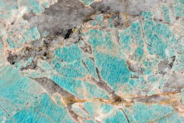 "Real natural "" GRANITE Amazzonite Extra"" texture pattern."