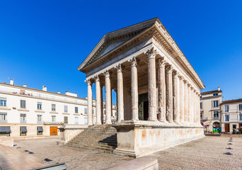 Nimes, France.