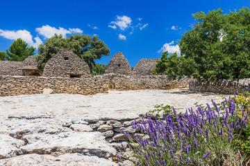Provence, France. Bories village.