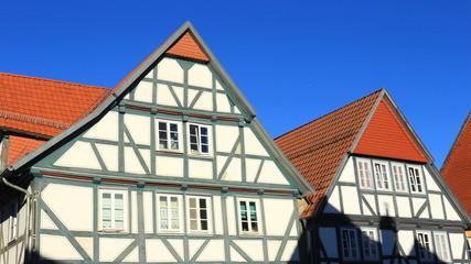 Fachwerkgebäude in Hessisch Lichtenau