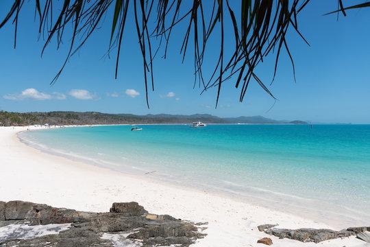 Whitehaven Beach, Hamilton Island, Australia