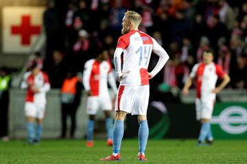 Europa League - Round of 16 Second Leg - SK Slavia Prague v Sevilla