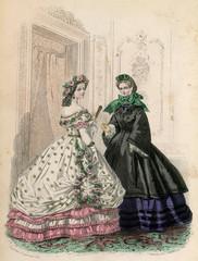 Costume January 1862