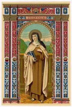 Saint TeresaButler