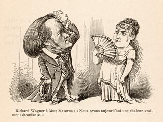 Wagner Materna Kikeriki