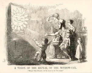 Window Tax Repeal 1850
