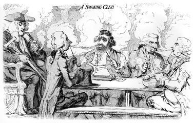 Pitt and Fox, 1793