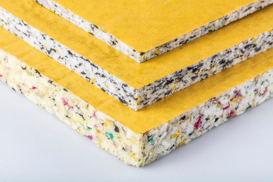 Snip Sound Insulation Sponge 120dns. (Adhesive foam sound and heat insulation material).