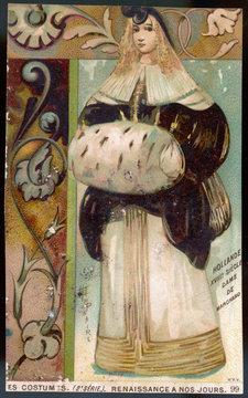Costume Women 18th Century