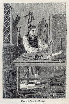 Cabinet Maker 1827