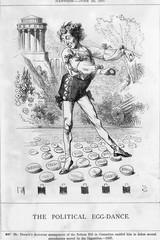 Disraeli Egg Dance