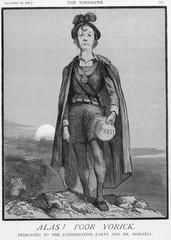 Disraeli Hamlet Yorick