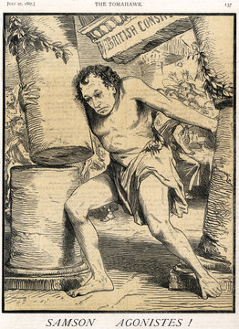 Disraeli Samson Agoniste