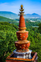 Scenery of Chinese Summer Palace
