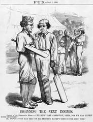 Disraeli Cricket Innings