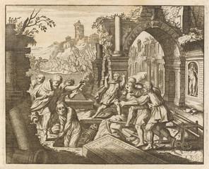 Elisha Posthumousmiracle