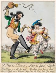 Caroline Bergami 1819
