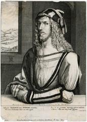 Durer Self Hollar 1498