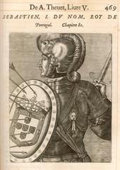 Sebastao King of Portuga