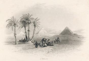 Pyramids 1845 Willmore