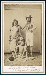 Indians of Yosemite