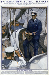 Britains New Flying Services, Ww1