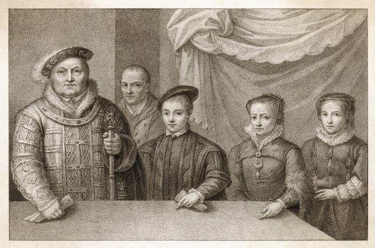 Edward Vi Bartolozzi