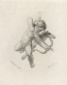 Eros Cupid Stothard