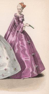 Frenchwoman 1760