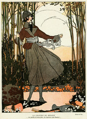 Cartoon, the Song of Rosalie, Ww1