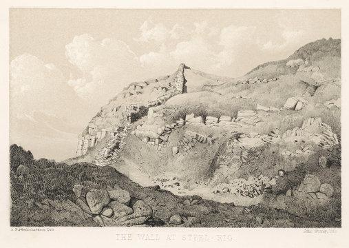 Hadrians Wall Steel Rigg