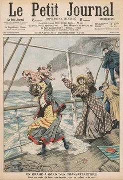 Mad Woman 1906