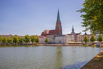 Schwerin Dom Stadtmitte