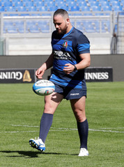 Six Nations Championship - Italy Captain's Run