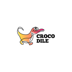 Crocodile logo