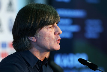 Germany coach Joachim Loew Press Conference