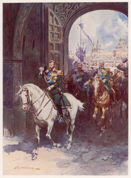 Moscow Kremlin Spassky