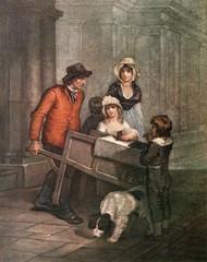 Costume Gingerbread 1796