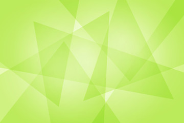 Abstract Green Background, Vector Graphics